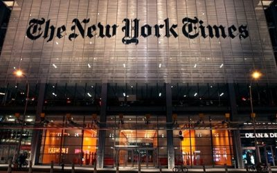New York Times 19.01.2003